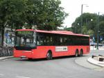 Norgesbuss 331, Nationaltheatret - Linie 81A