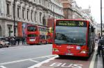 Arriva MA118, Piccadilly/Old Bond Street - Linie 38